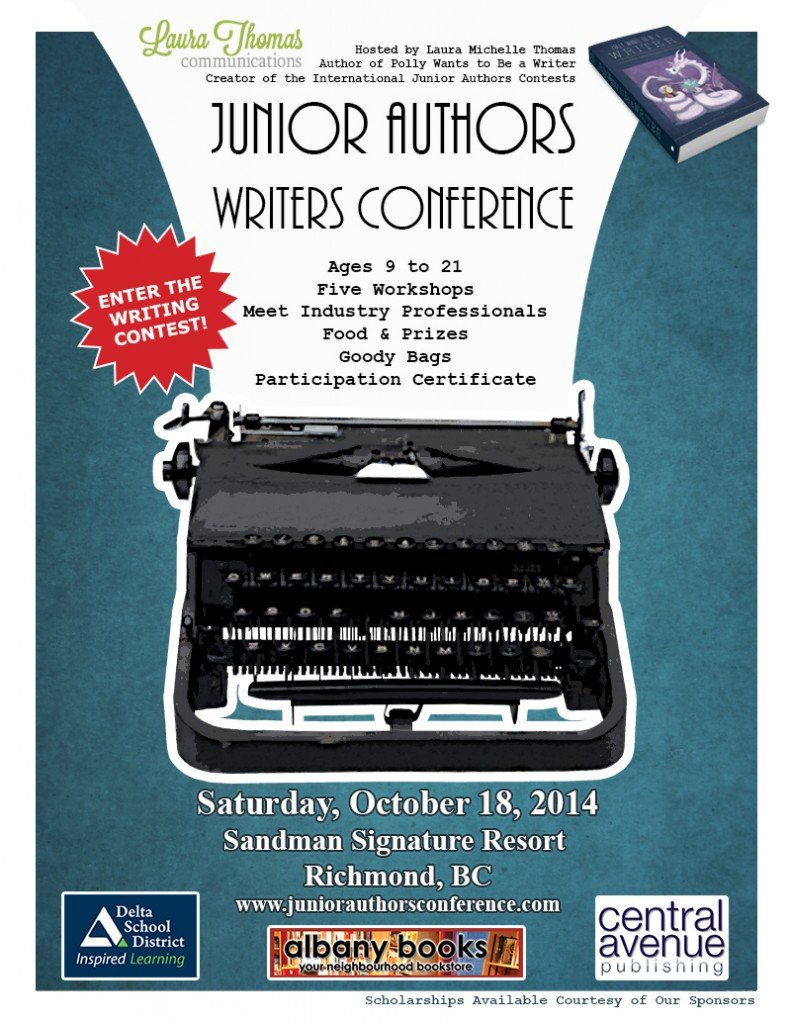 Junior Authors Writers Conference October 2014