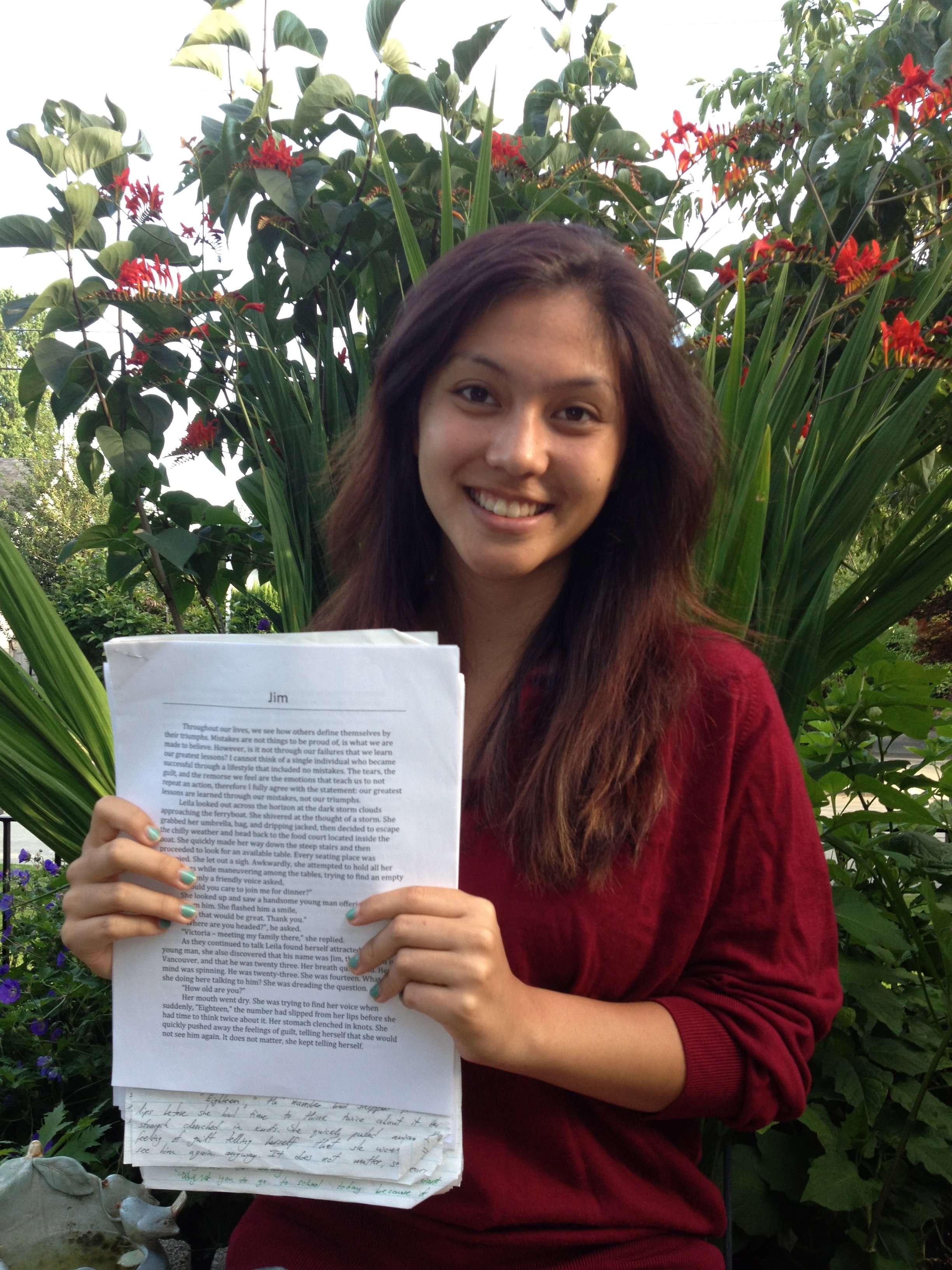 The recipient of the 2013 Junior Authors Prize for Excellence in ...