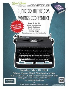 Junior Authors Writers Conference 2014 UK