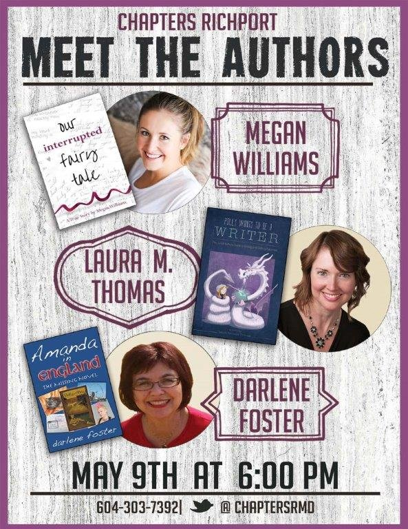 Chapters Richport Author Event