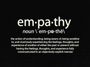 Empathy jaBlog!