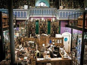 Leakey's Bookshop - jaBlog!