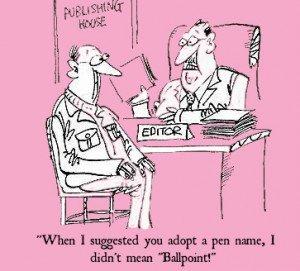 Pen Name - jaBlog!