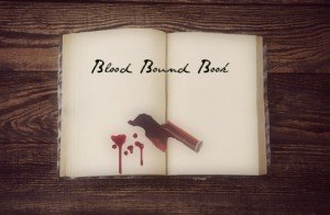 Blood Bound Book - jaBlog!