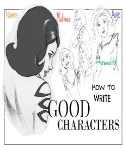 9 Tips for Creating Good Characters - jaBlog!