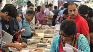 Pictured: Karachi Literature Festival in Pakistan