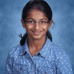 Anya Ambarish Junior Authors Poetry Contest Winner 2014